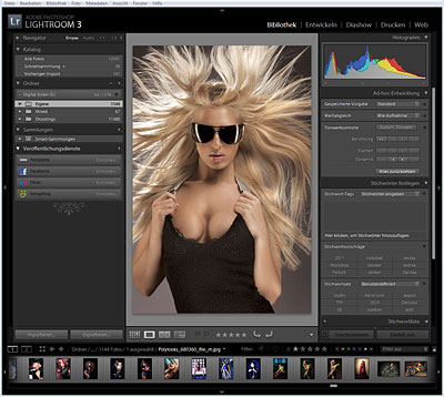 Adboe Lightroom Workshop - Fotoworkshops.net