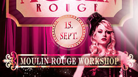 Erotic Moulin Rouge Foto Workshop am 15.9.