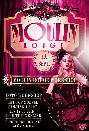 Moulin Rouge Foto Workshop