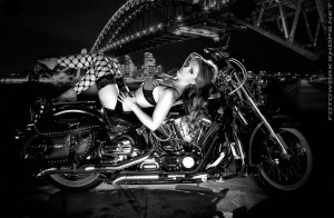 Harley Davidson Foto Workshop