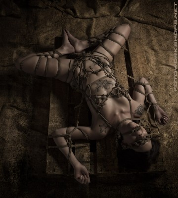 Shibari Bondage Foto Workshop