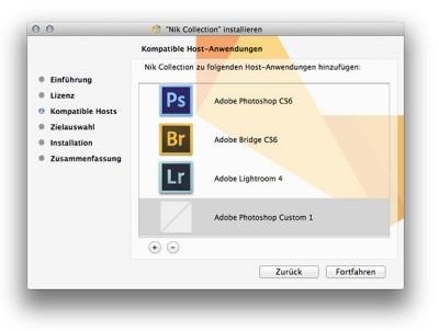 Nik Collection Photoshop CC Problem lösen