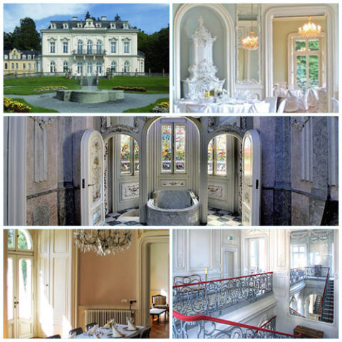 High Class Workshop in feudaler Villa am 27.6.