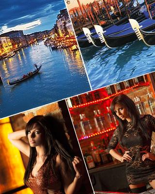3 Tage High Class Fotoworkshop in Venedig mit Top Model