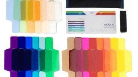 Strobist Gel Filter für Systemblitze