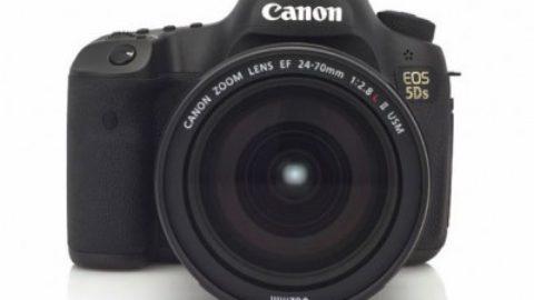 Canon EOS 5DS und EOS 5DS R mit 50 Mio Pixel