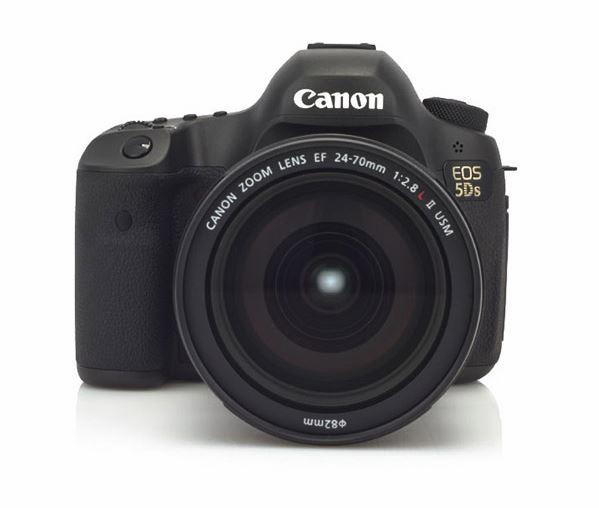 Canon 5DS und Canon 5DS R