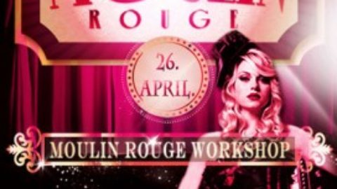 Pin up Workshop am 26.4. in Muenchen