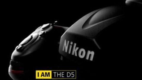 Nikon D5 – Neues von Nikon zum neuen Jahr