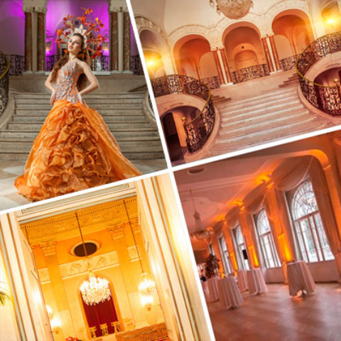 Master Class Designer Fotoworkshop im Schloss mit Top Model am 18.3.