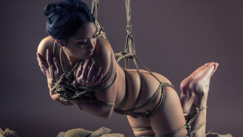 Shibari Bondage Art Fotoworkshop am 8.10.