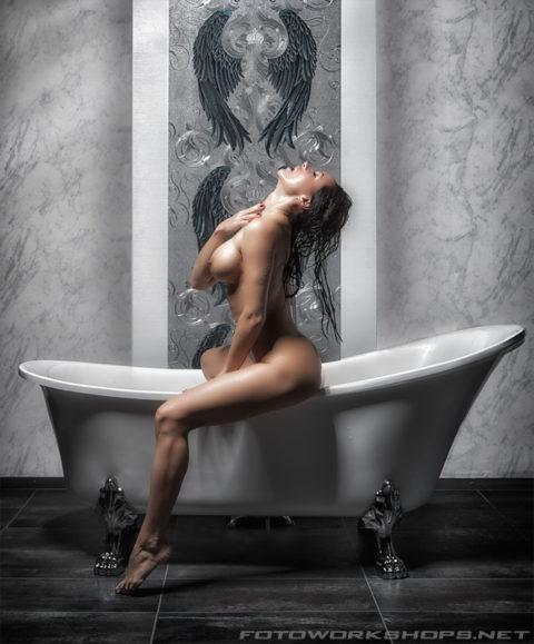 Eigenes Shooting in Luxusbadkulisse für Fotografen und Modelle von 1.11. – 5.11.