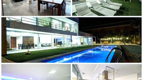 High Class Workshop in exklusiver Luxusvilla