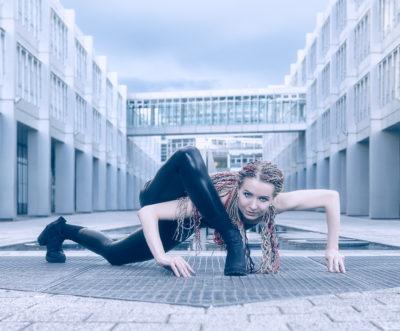 Bild vom Extreme Stretch Art Workshop mit Juli Böhm