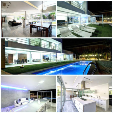 5 Tage High Class Workshop in exklusiver Designer Luxusvilla in Spanien