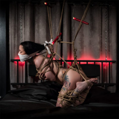 Shibari Bondage Art – Fotoworkshop am 8.9.18