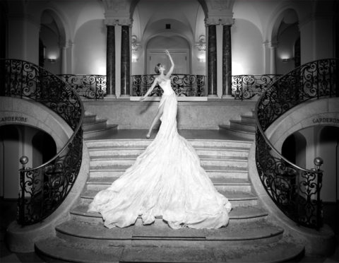 High Class Glamour Workshop im Schloss mit Top Model am 5.1.19