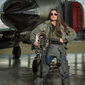Fotoworkshop Top Gun - Girls & Jets am 20.6.20