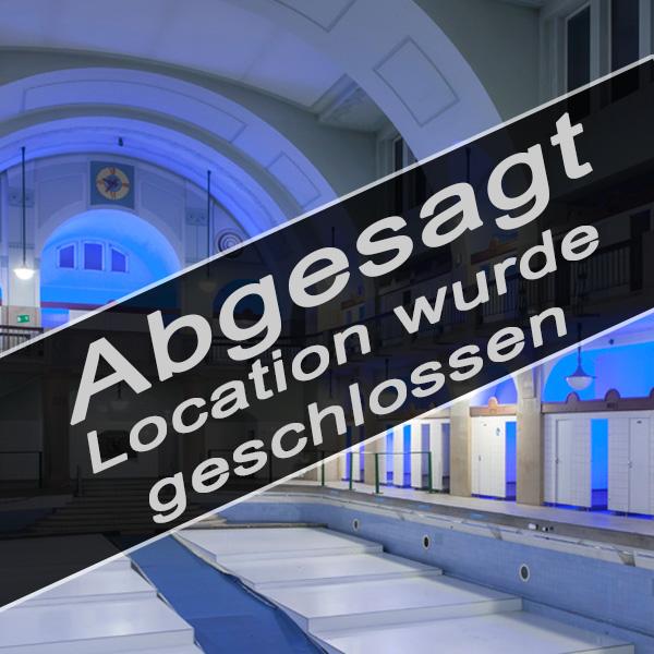 Volksbad Nürnberg geschlossen